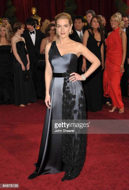 Actress Kate Winslet arrives at the 81st Annual Academy Awards held at The Kodak Theatre on February 22 2009 in Hollywood California
