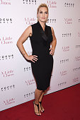 Actress Kate Winslet attend the New York Premiere of 'A Little Chaos' at Museum of Modern Art on June 17 2015 in New York City