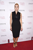 Actress Kate Winslet attends the New York Premiere of 'A Little Chaos' at Museum of Modern Art on June 17 2015 in New York City