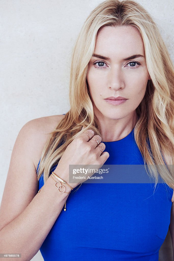 Kate Winslet, Los Angeles Confidential, November 1, 2015