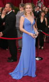 Actress Kate Winslet nominated for Best Actress in a Leading Role for her performance in 'Eternal Sunshine of the Spotless Mind' arrives the 77th...