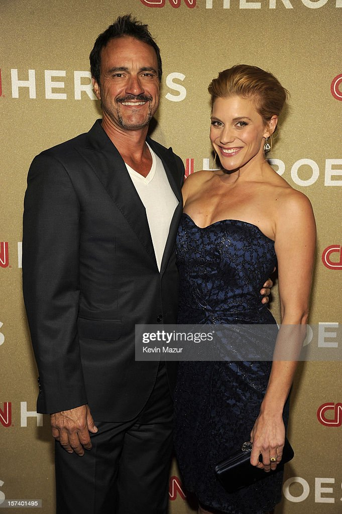 Actress Katee Sackhoff (R) and guest attend the CNN Heroes: An All Star Tribute at The Shrine Auditorium on December 2, 2012 in Los Angeles, California. 23046_004_KM_0787.JPG
