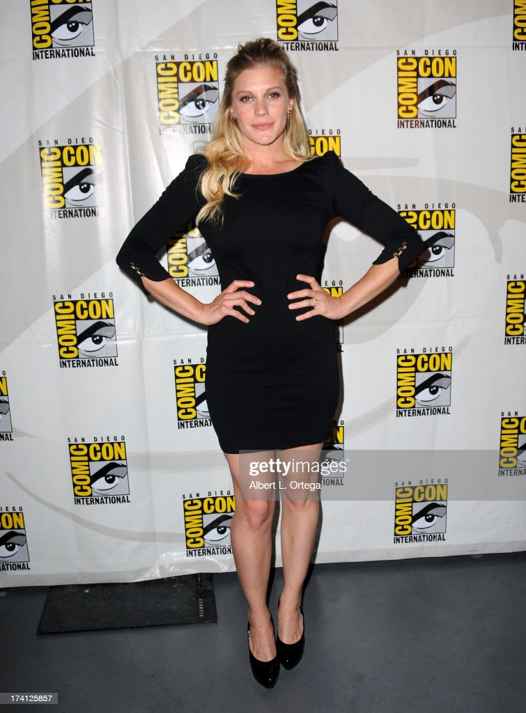 Entertainment Weekly's Women Who Kick Ass - Comic-Con International 2013