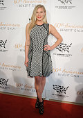 Actress Katee Sackhoff arrives at The Humane Society Of The United States 60th anniversary benefit gala at The Beverly Hilton Hotel on March 29 2014...