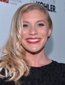 Actress Katee Sackhoff arrives to the 18th Annual Art Directors Guild Exellence In Production Design Awards at The Beverly Hilton Hotel on February 8...