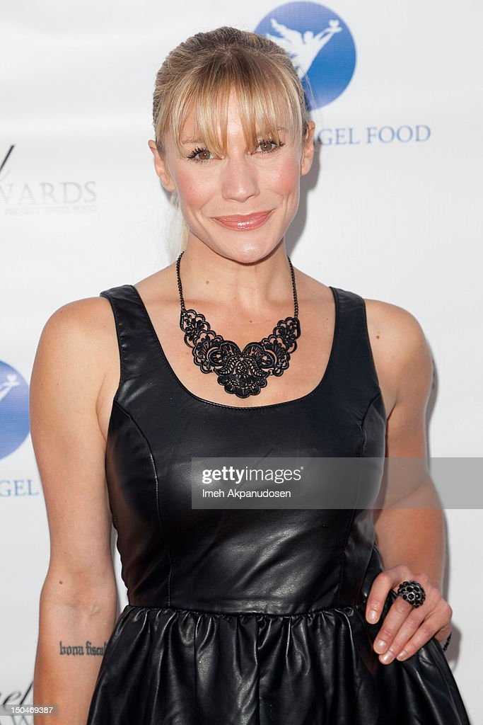 Actress Katee Sackhoff attends Project Angel Food's 17th Annual Angel Awards at Project Angel Food on August 18, 2012 in Los Angeles, California.