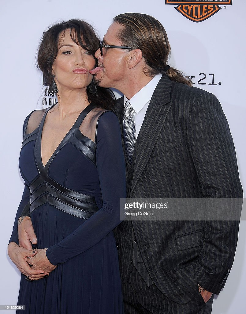 "FX's ""Sons Of Anarchy"" Premiere"