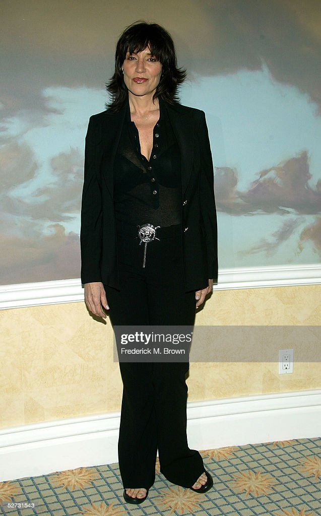 Actress <a gi-track='captionPersonalityLinkClicked' href=/galleries/search?phrase=Katey+Sagal&family=editorial&specificpeople=221480 ng-click='$event.stopPropagation()'>Katey Sagal</a> arrives at the 9th Annual PRISM Awards at the Beverly Hills Hotel on April 28, 2005 in Beverly Hills, California.