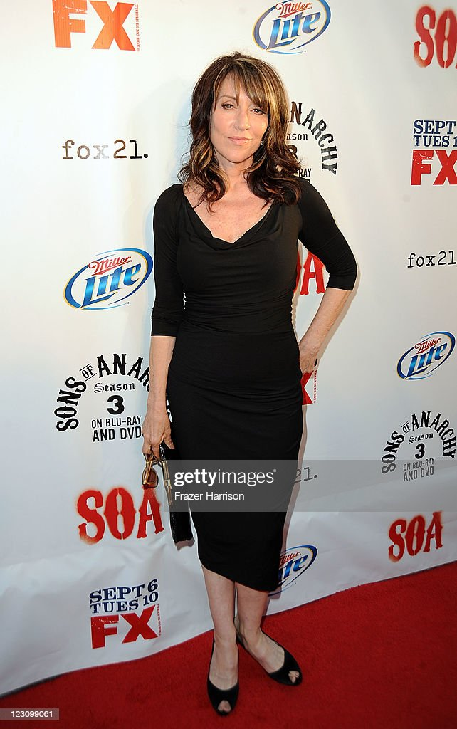 "Screening Of FX's ""Sons Of Anarchy"" - Arrivals"