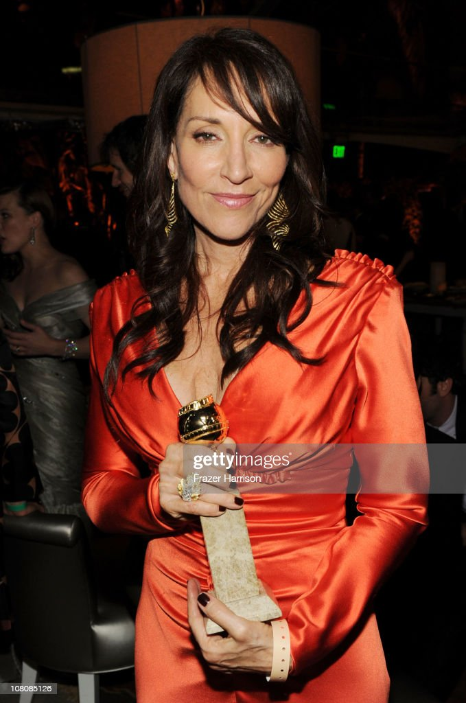 Actress <a gi-track='captionPersonalityLinkClicked' href=/galleries/search?phrase=Katey+Sagal&family=editorial&specificpeople=221480 ng-click='$event.stopPropagation()'>Katey Sagal</a> attends Relativity Media and The Weinstein Company's 2011 Golden Globe Awards After Party presented by Marie Claire held at The Beverly Hilton hotel on January 16, 2011 in Beverly Hills, California.