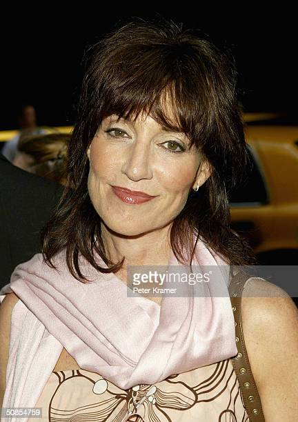 Actress Katey Sagal attends the ABC Network AllStar Party May 18 2004 in New York City