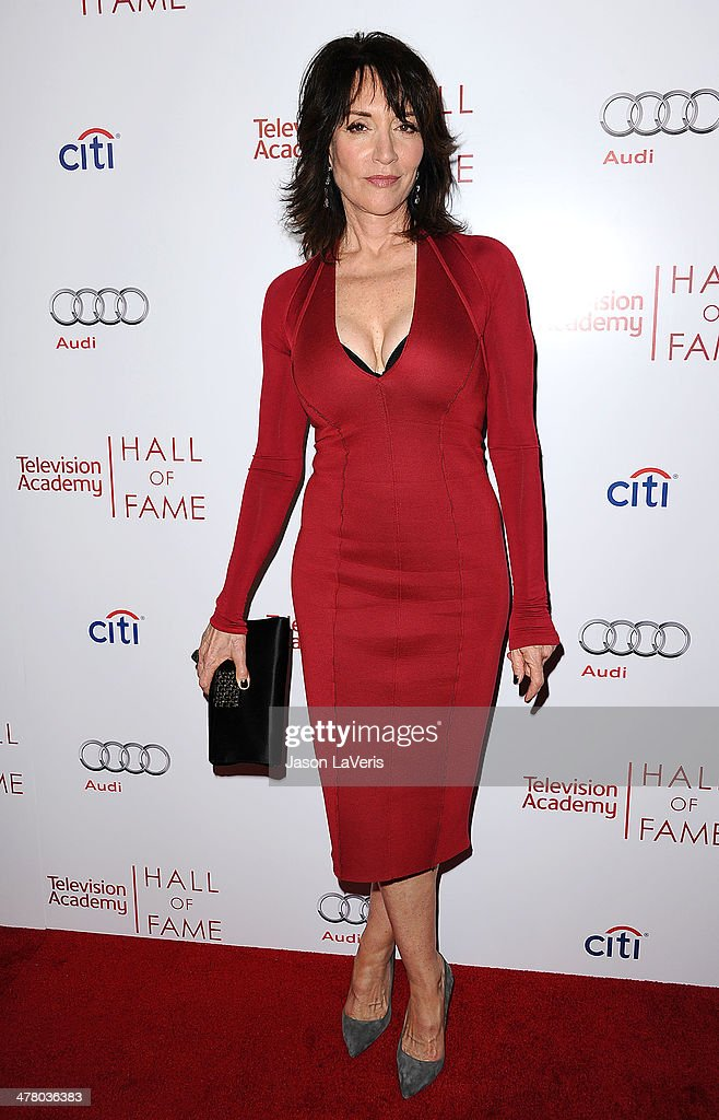 Actress <a gi-track='captionPersonalityLinkClicked' href=/galleries/search?phrase=Katey+Sagal&family=editorial&specificpeople=221480 ng-click='$event.stopPropagation()'>Katey Sagal</a> attends the Television Academy's 23rd Hall of Fame induction gala at Regent Beverly Wilshire Hotel on March 11, 2014 in Beverly Hills, California.