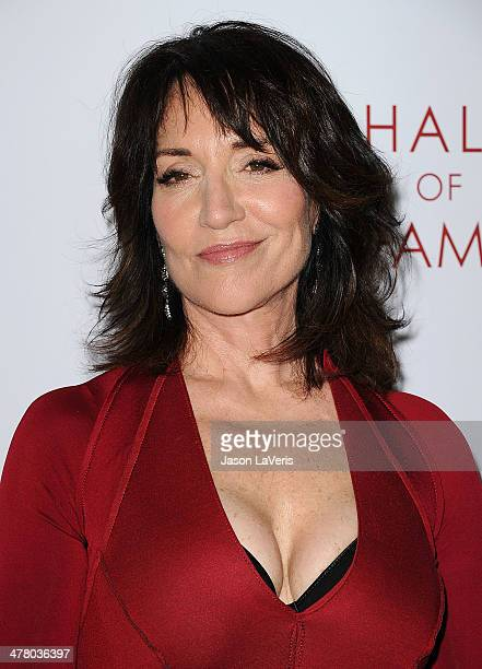Actress Katey Sagal attends the Television Academy's 23rd Hall of Fame induction gala at Regent Beverly Wilshire Hotel on March 11 2014 in Beverly...