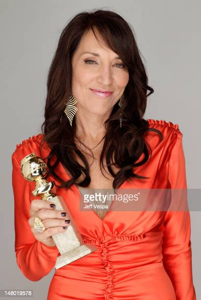 Actress Katey Sagal winner of the Best Performance In A Television Series Drama for 'Sons of Anarchy' poses for a portrait backstage at the 68th...