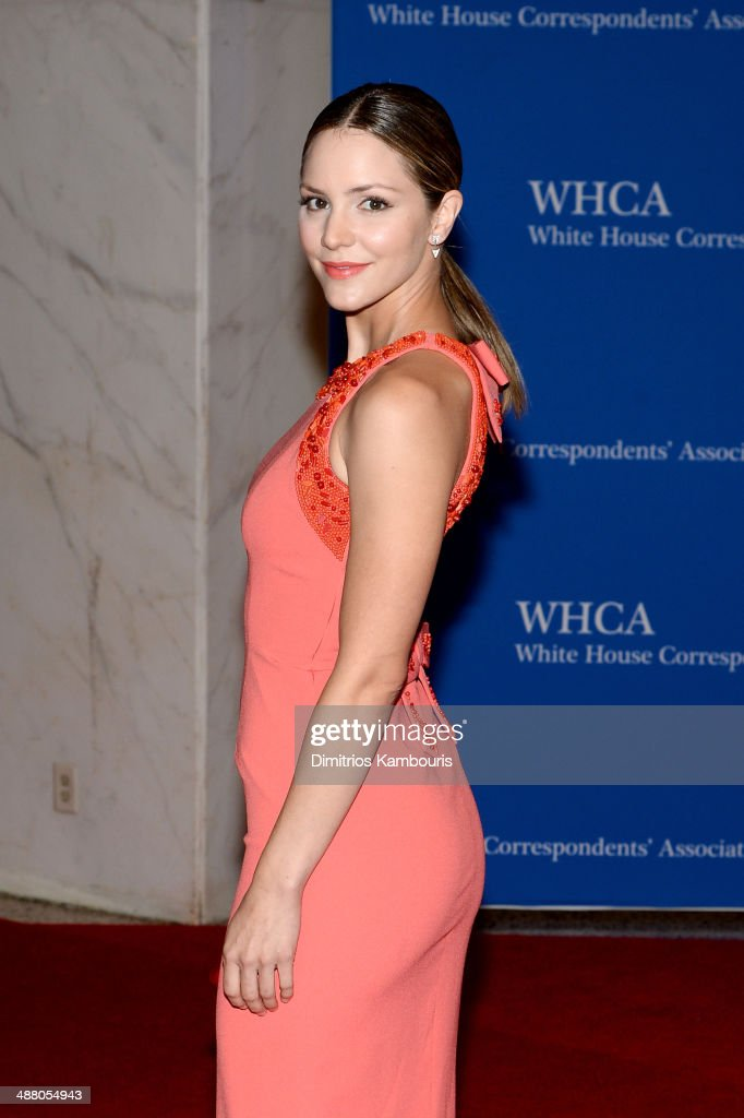 Actress Katharine McPhee attends the 100th Annual White House Correspondents' Association Dinner at the Washington Hilton on May 3, 2014 in Washington, DC.
