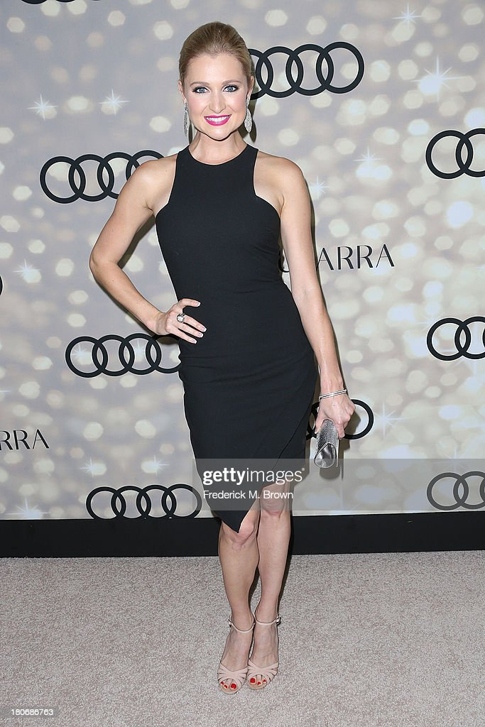Actress Katherine Bailess attends Audi and Altuzarra's Primetime Emmy Awards Week 2013 Kick-Off Party at Cecconi's Restaurant on September 15, 2013 in Los Angeles, California.