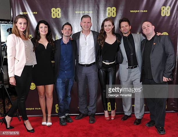 Actress Katherine Barrell Director Producer Actress April Mullen President of A71 Productions David Miller President of A71 Entertainment Chad Maker...