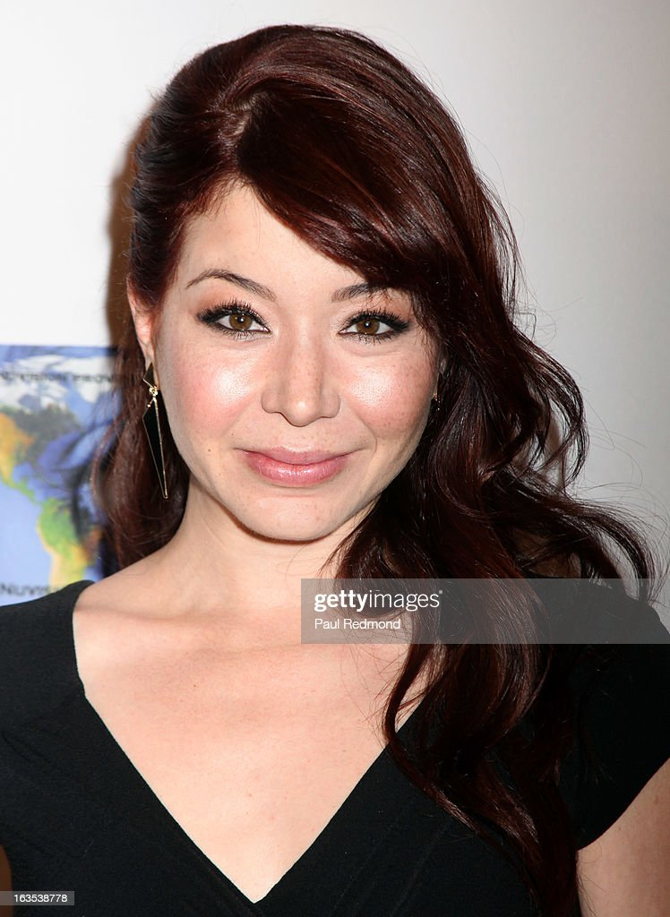Actress Katherine Castro arrives at Make A Film Foundation's 'Kidz 4 Kidz' Comedy 4 A Cau$e Benefit Show at Writers Guild Theater on March 7, 2013 in Beverly Hills, California.