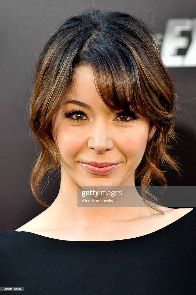 Actress <a gi-track='captionPersonalityLinkClicked' href=/galleries/search?phrase=Katherine+Castro&family=editorial&specificpeople=9989999 ng-click='$event.stopPropagation()'>Katherine Castro</a> arrives at the Los Angeles premiere of Lionsgate Films' 'The Expendables 3' at TCL Chinese Theatre on August 11, 2014 in Hollywood, California.
