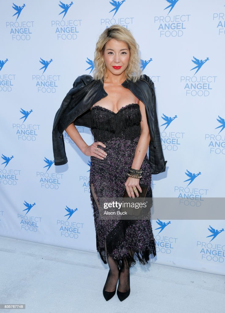 Actress Katherine Castro attends Project Angel Food's 2017 Angel Awards on August 19, 2017 in Los Angeles, California.