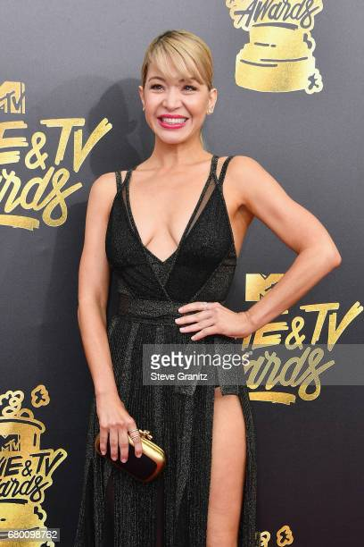Actress Katherine Castro attends the 2017 MTV Movie and TV Awards at The Shrine Auditorium on May 7 2017 in Los Angeles California
