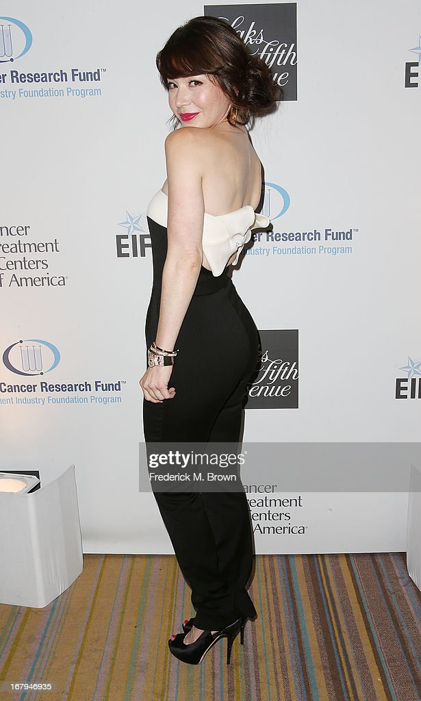 Actress Katherine Castro attends the EIF Women's Cancer Research Fund's 16th Annual 'An Unforgettable Evening' presented by Saks Fifth Avenue at the Beverly Wilshire Four Seasons Hotel on May 2, 2013 in Beverly Hills, California.
