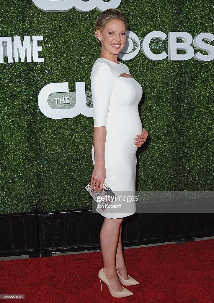 CBS, CW, Showtime Summer TCA Party - Arrivals