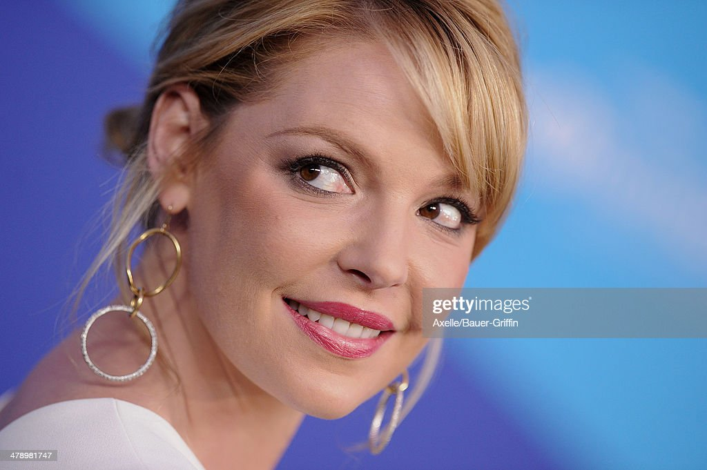Actress Katherine Heigl arrives at the 1st Annual unite4:humanity event hosted by unite4:good and Variety at Sony Studios on February 27, 2014 in Los Angeles, California.