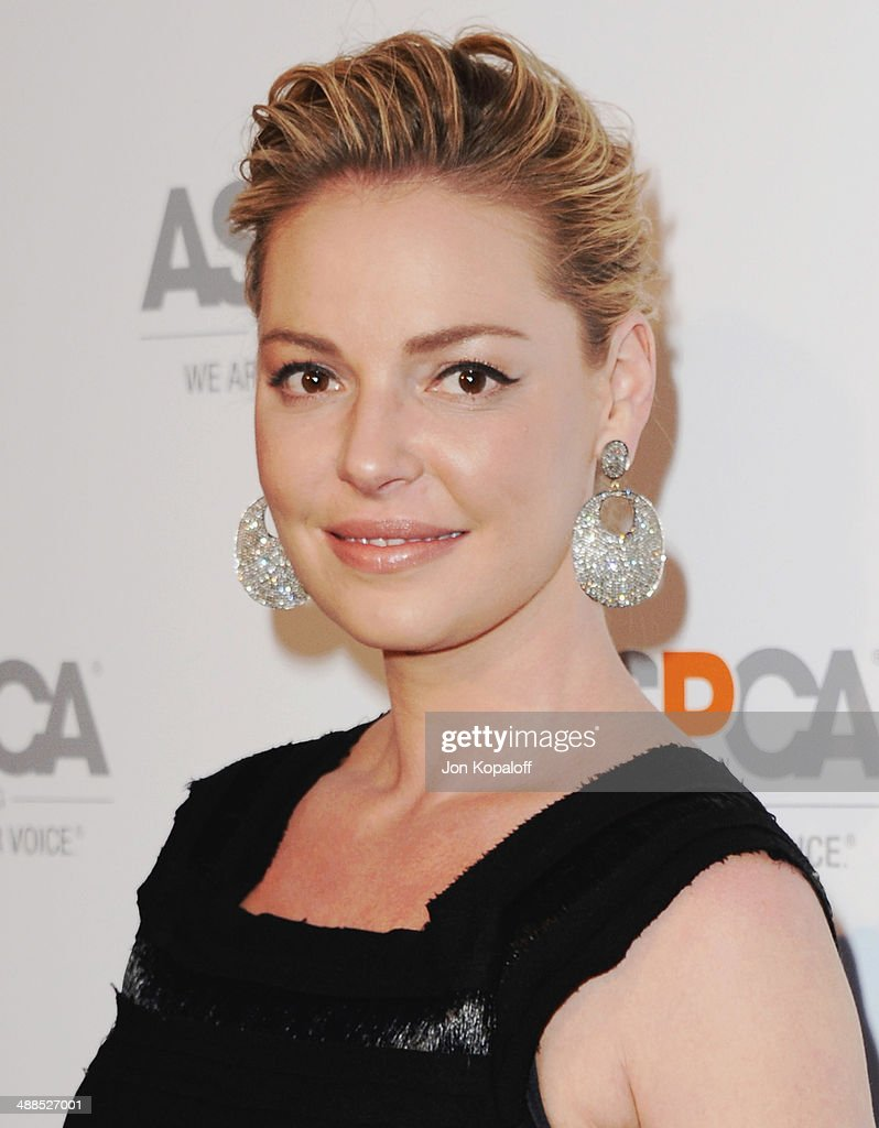 Actress Katherine Heigl arrives at The American Society For The Prevention Of Cruelty To Animals Celebrity Cocktail Party on May 6, 2014 in Beverly Hills, California.