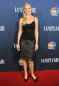 Actress Katherine Heigl arrives at the NBC And Vanity Fair 20142015 TV Season Red Carpet Media Event at HYDE Sunset Kitchen Cocktails on September 16...
