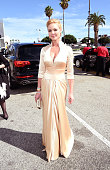Actress Katherine Heigl attends the 66th Annual Primetime Emmy Awards held at the Nokia Theatre LA Live on August 25 2014 in Los Angeles California
