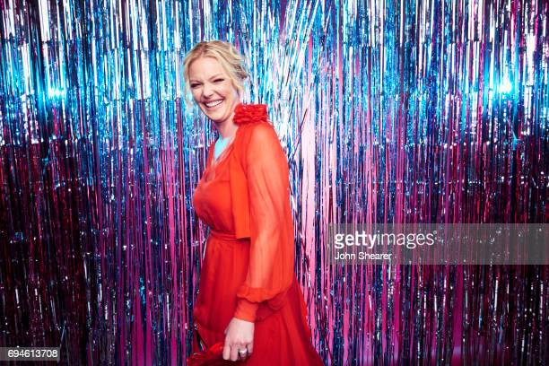 Actress Katherine Heigl poses for a portrait at Music City Convention Center on June 7 2017 in Nashville Tennessee