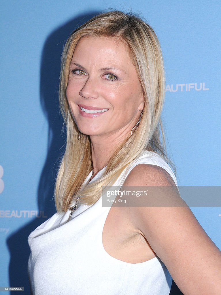 Actress <a gi-track='captionPersonalityLinkClicked' href=/galleries/search?phrase=Katherine+Kelly+Lang&family=editorial&specificpeople=663697 ng-click='$event.stopPropagation()'>Katherine Kelly Lang</a> attends 'The Bold And The Beautiful' 25th silver anniversary party on March 10, 2012 in Los Angeles, California.