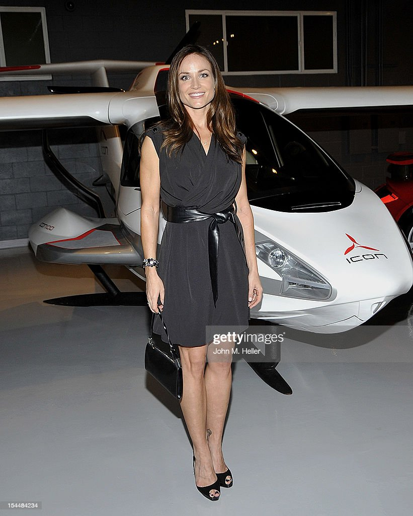 Actress Katherine Randolph attends the opening of AutoConcierge on October 4, 2012 in Los Angeles, California.