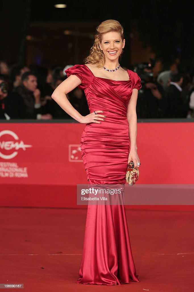 Actress Katheryn Winnick attends the Closing Ceremony during the 7th Rome Film Festival at Auditorium Parco Della Musica on November 17, 2012 in Rome, Italy.