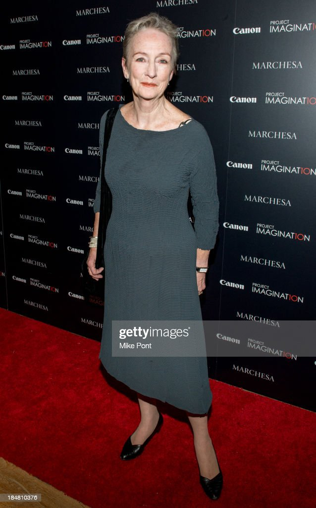 Actress <a gi-track='captionPersonalityLinkClicked' href=/galleries/search?phrase=Kathleen+Chalfant&family=editorial&specificpeople=2668228 ng-click='$event.stopPropagation()'>Kathleen Chalfant</a> attends the 'A Dream Of Flying' Project Imaginat10n special screening at Crosby Street Hotel on October 16, 2013 in New York City.