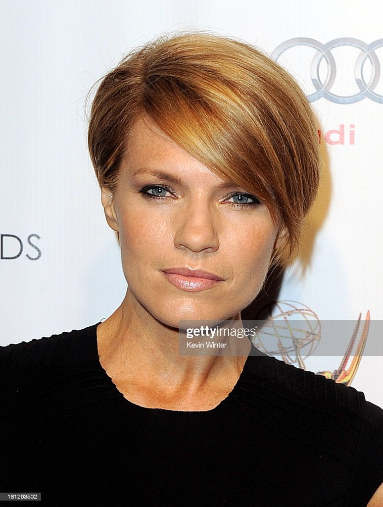 : Actress Kathleen Rose Perkins arrives at the 65th Primetime Emmy Awards Writer Nominees reception at the Academy of Television Arts & Sciences on September 19, 2013 in No. Hollywood, California.