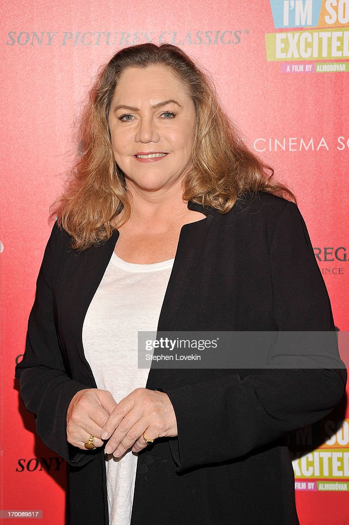 Actress Kathleen Tuner attends Girard-Perregaux And The Cinema Society With DeLeon Host a Screening Of Sony Pictures Classics' 'I'm So Excited' at Sunshine Landmark on June 6, 2013 in New York City.
