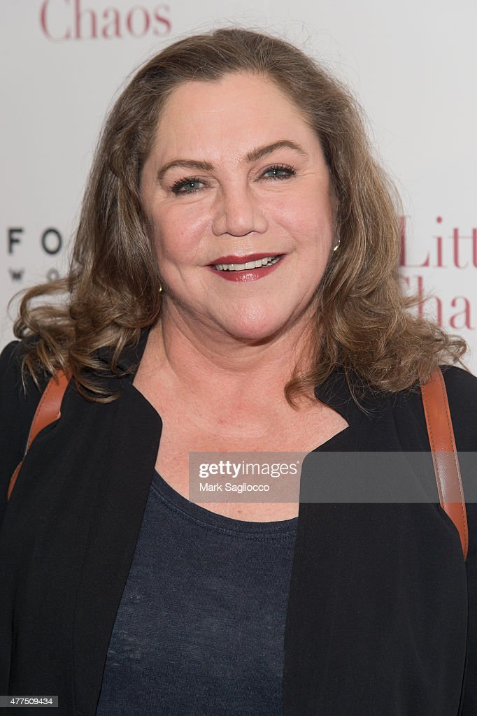 Actress Kathleen Turner attends 'A Little Chaos' New York ...