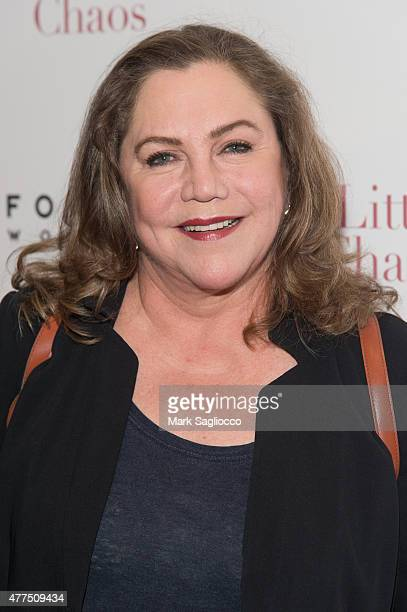 Actress Kathleen Turner attends 'A Little Chaos' New York Premiere at the Museum of Modern Art on June 17 2015 in New York City