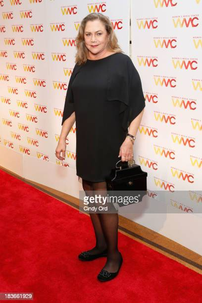 Actress Kathleen Turner attends the 2013 Women's Media Awards on October 8 2013 in New York City