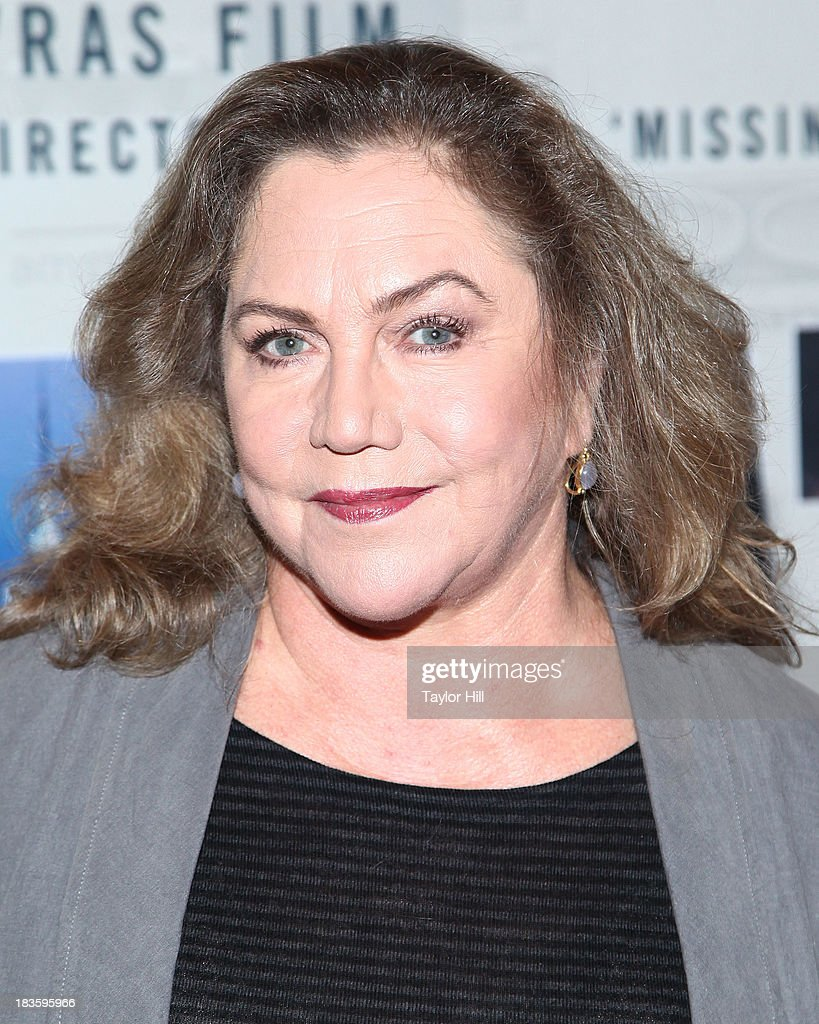 Actress <a gi-track='captionPersonalityLinkClicked' href=/galleries/search?phrase=Kathleen+Turner&family=editorial&specificpeople=202649 ng-click='$event.stopPropagation()'>Kathleen Turner</a> attends the 'Capital' screening at FIAF on October 7, 2013 in New York City.