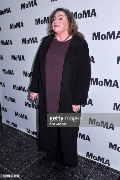 Actress Kathleen Turner attends the MoMA's Contenders Screening of 'In The Fade' at MOMA on December 4 2017 in New York City
