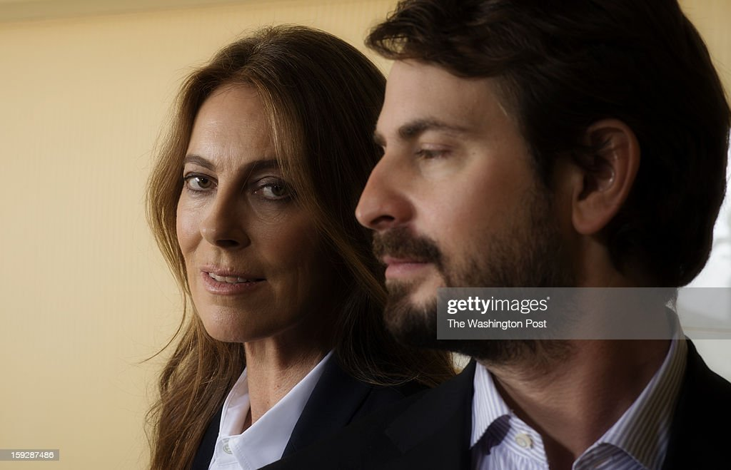Actress Kathryn Bigelow (left) with screenwriter and film producer Mark Boal promoting the film Zero Dark Thirty, photographed at the Ritz Carlton in Central Park New York, NY on December 03, 2012. The new film by the Oscar-winning team behind 'The Hurt Locker' chronicles the CIA's exhaustive hunt for Osama bin Laden. Marvin Joseph/The Washington Post via Getty Images)