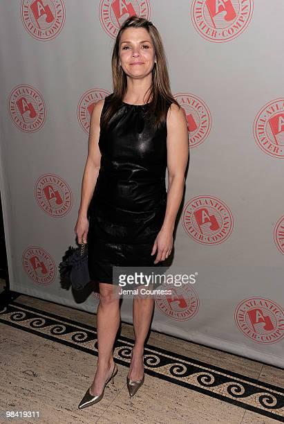 Actress Kathryn Erbe attends the Atlantic Theater Company's 2010 Spring Gala at Gotham Hall on April 12 2010 in New York City