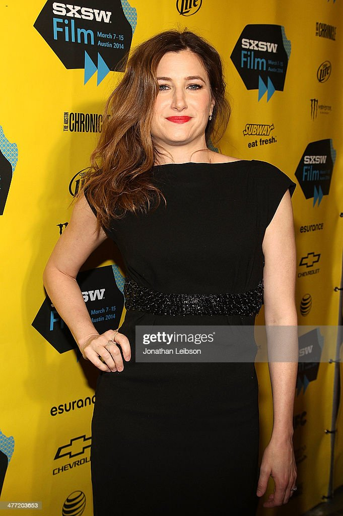 Actress Kathryn Hahn arrives at the SXSW Red Carpet Screening Of Focus Features' 'Bad Words' on March 7, 2014 in Austin, Texas.