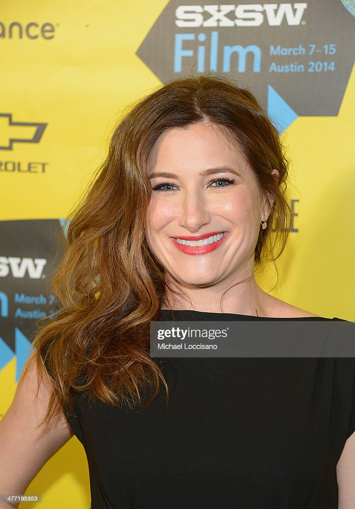 Actress Kathryn Hahn attends the 'Bad Words' Premiere during the 2014 SXSW Music, Film + Interactive Festival at Topfer Theatre at ZACH on March 7, 2014 in Austin, Texas.