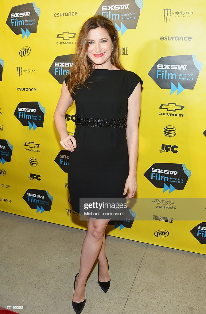 Actress <a gi-track='captionPersonalityLinkClicked' href=/galleries/search?phrase=Kathryn+Hahn&family=editorial&specificpeople=221548 ng-click='$event.stopPropagation()'>Kathryn Hahn</a> attends the 'Bad Words' Premiere during the 2014 SXSW Music, Film + Interactive Festival at Topfer Theatre at ZACH on March 7, 2014 in Austin, Texas.