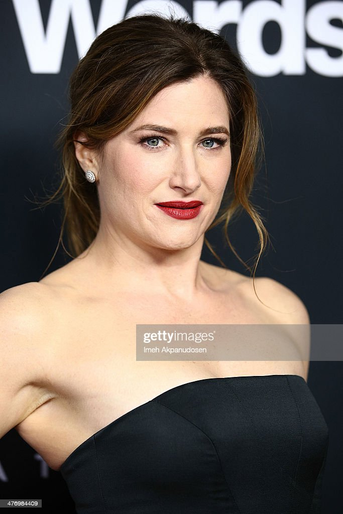 Actress Kathryn Hahn attends the premiere of Focus Features' 'Bad Words' at ArcLight Cinemas Cinerama Dome on March 5, 2014 in Hollywood, California.