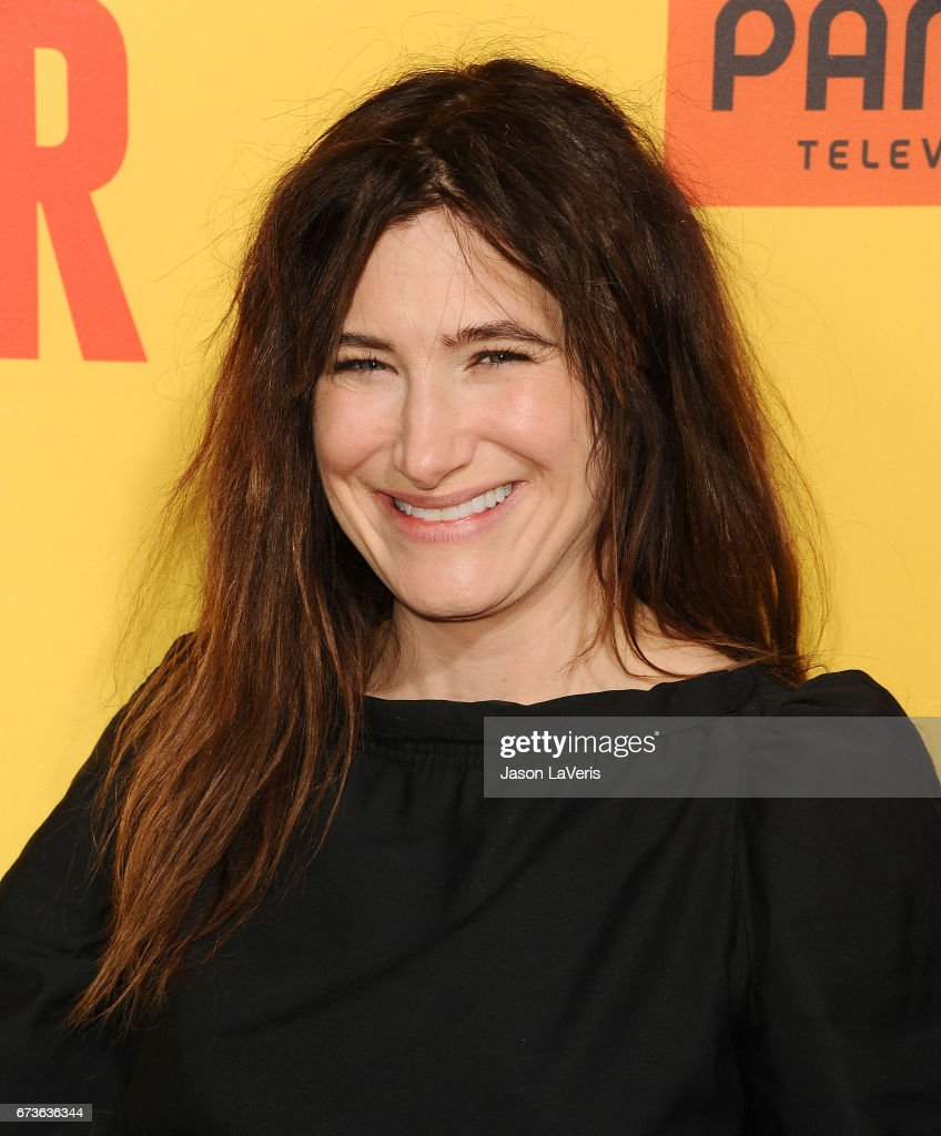 Actress Kathryn Hahn Attends The Premiere Of 'how To Be A Latin Lover' At